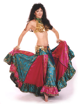 Anaheed, Belly Dance Classes